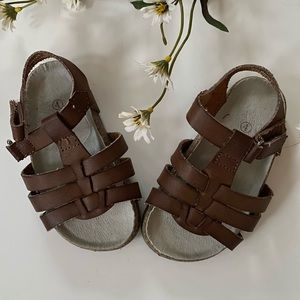 Brown Sandals | Size 4